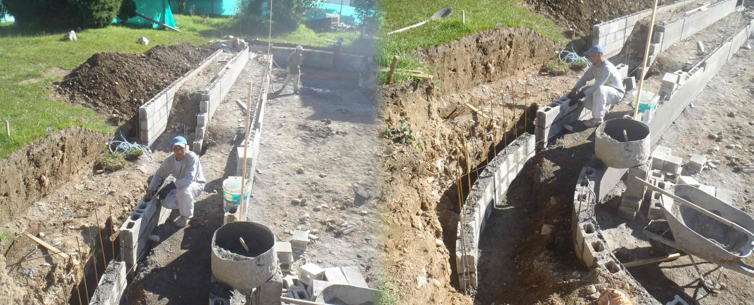 Mantenimiento de infraestructura